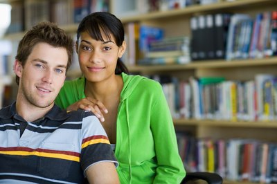Newlyweds can creatively search for and obtain grants for college.