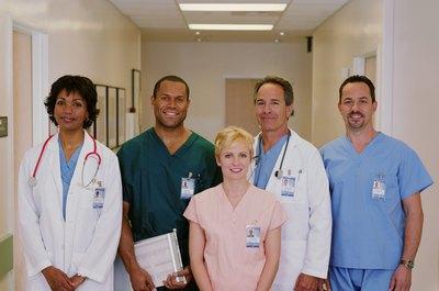 Head nurse is a leadership position in healthcare.