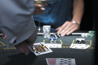 With the right training, you can be dealing cards in a casino sooner than you may think.