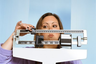 After making some changes in your diet, that scale should start to go down.