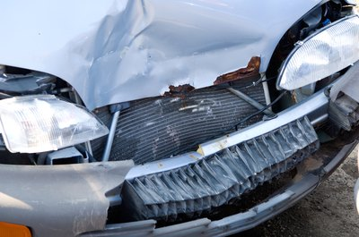 If the accident's your fault, your insurer may not cover it.