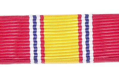 The Army Service Ribbon is awarded to all members of that branch.