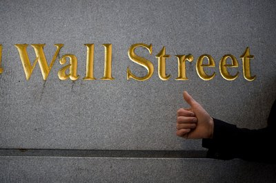 Educate yourself about Wall Street before taking a walk.