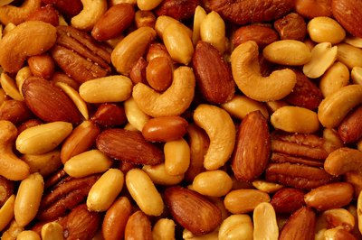 Gluten may be lurking in unexpected places, including dry-roasted nuts.