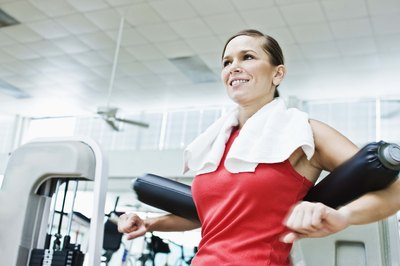 Circuit training can make you sweat and help shed pounds.