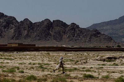 CIA operational logistics officers can be assigned to remote locations like the Afghan desert.