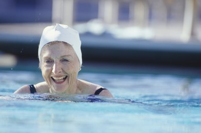 Swimming is a sport that you can start at any age.