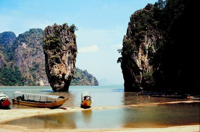 Thailand offers a tropical paradise with a reasonable price tag.
