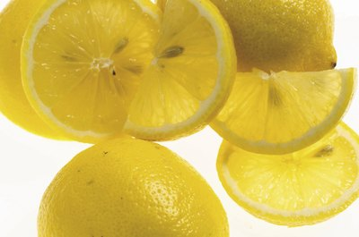 Lemons can be used as a healthy salt substitute.