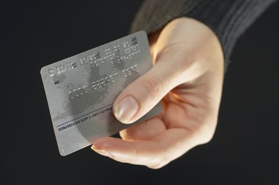 Using a credit card and paying quickly helps establish good credit history.