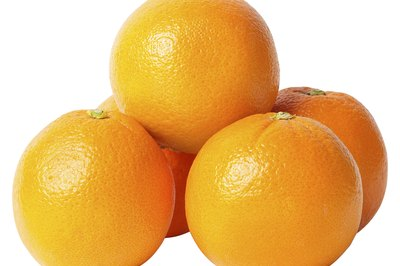 Citrus fruits provide potassium.