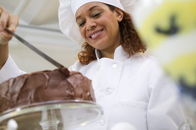 Professional chefs are usually required to have two- or four-year degrees and apprenticeship training.