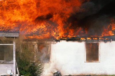 A broad-form policy usually covers losses due to fire.
