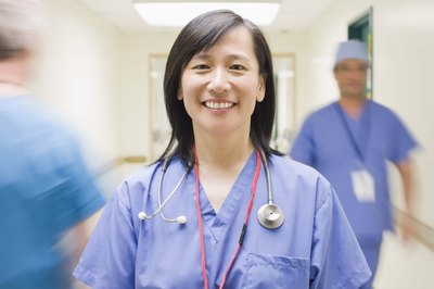 Nurses touch the lives of many and foster numerous professional relationships.