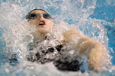 Missy Franklin reached the top by doing things her own way.