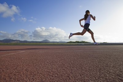 Running fast will help you run faster.