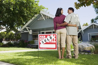 Filing for bankruptcy doesn't ruin your chances of home ownership.