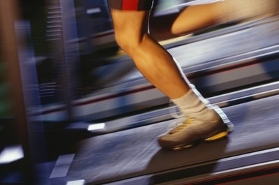 Use a treadmill mat underneath your equipment to stabilize it and to protect your floor.