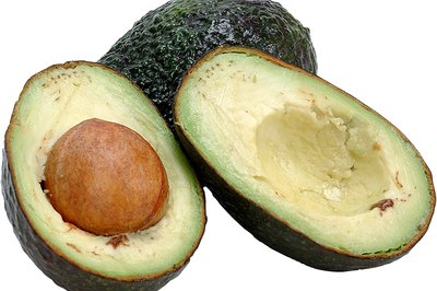 Eating avocados can acutally help lower cholesterol levels.