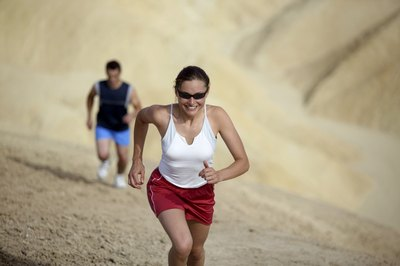 Sprinting uphill benefits your mind and body.