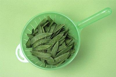 Green beans contain little vitamin K.