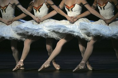 Ballet training builds lower leg strength without adding bulk..