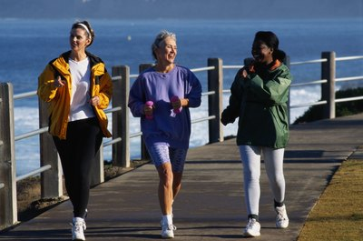 Walking at increased speeds offers many health benefits.