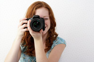 A photographer's job involves much more than taking a photo.