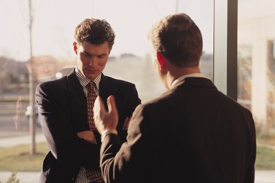 Confront a difficult employee quickly to prevent long-term problems.