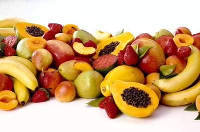 Fruits are off-limits for people with fructose intolerance.