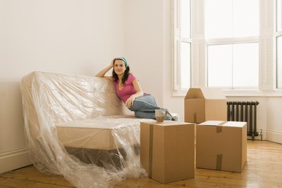 Don't forget to include the cost of furniture when moving out on your own.
