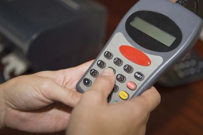 Chip-and-PIN machines have been shown to cut physical card fraud.