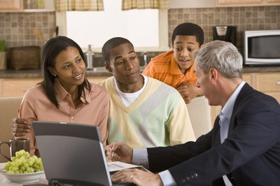 A credit counselor can help you develop a budget and manage money better.