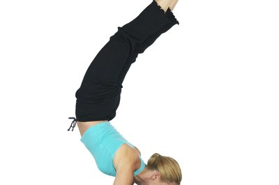 Strengthen your serratus anterior with yoga.
