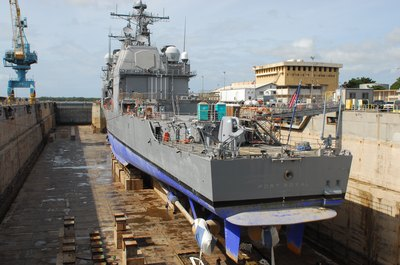 Naval architects design ships, while ocean engineers design dry docks.