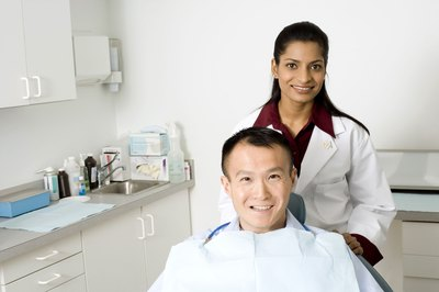 Dentists working out of dental offices earn about $164,780 annually.