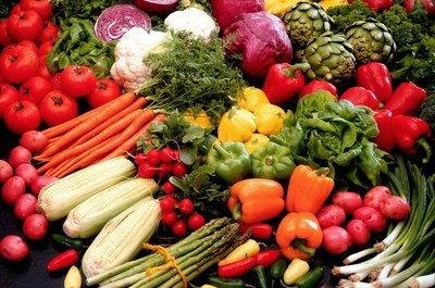 Buy fruits and vegetables that are locally grown and in season.