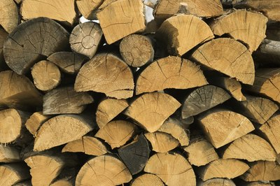 One cord of firewood produces 25 percent more heat than 100 gallons of fuel oil.
