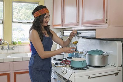 Small changes, like cooking at home, make for big savings.
