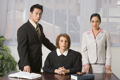 Getting a job in law is highly competitive.