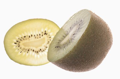 The kiwi fruit is rich in fiber, vitamin C and phytochemicals.