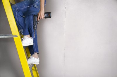 The IRS limits deductions for home repairs.
