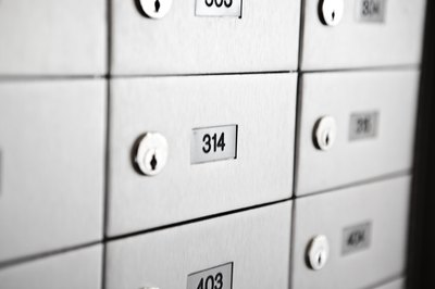 P.O. Boxes are convenient if you do not have a permanent address.