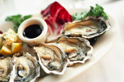 Oysters have the highest dietary zinc content.