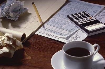 Federal income tax returns are due by April 15 each year.
