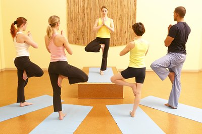 Gentle exercise classes increase accountability and add a social aspect.