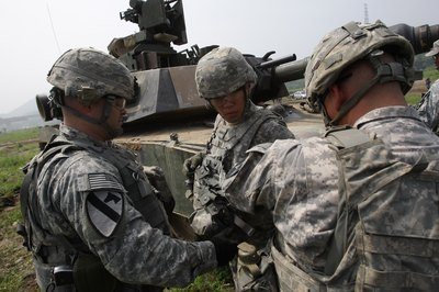 An Army division's chief of staff requires superior management skills.