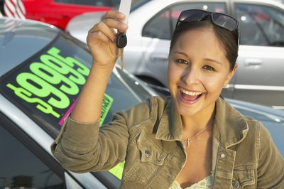 Car loans help get you into a car without saving up.