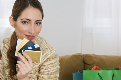 Whittling down credit card debt takes time and patience.