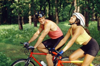 Road cycling is very different from an indoor cycling class.